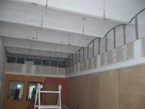 vyrovnávanie stropu
